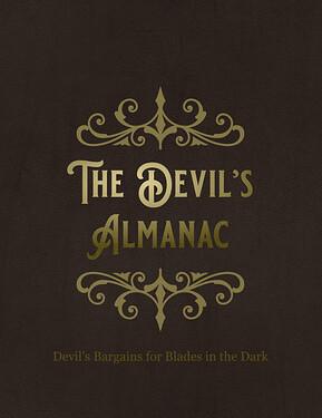 The Devil's Almanac DTRPG cover